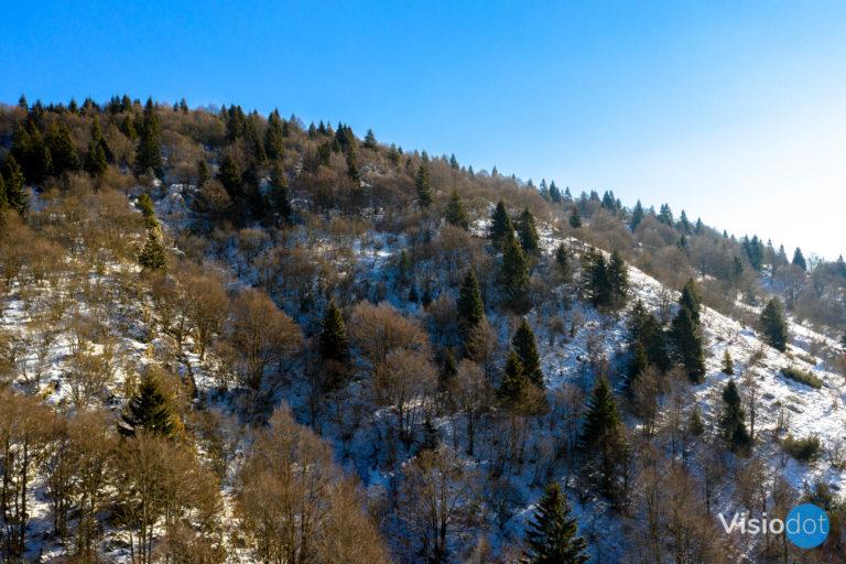 monte baldo d'inverno